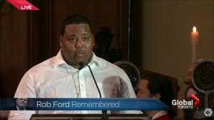Former Don Bosco player offers touching tribute to former coach Rob Ford